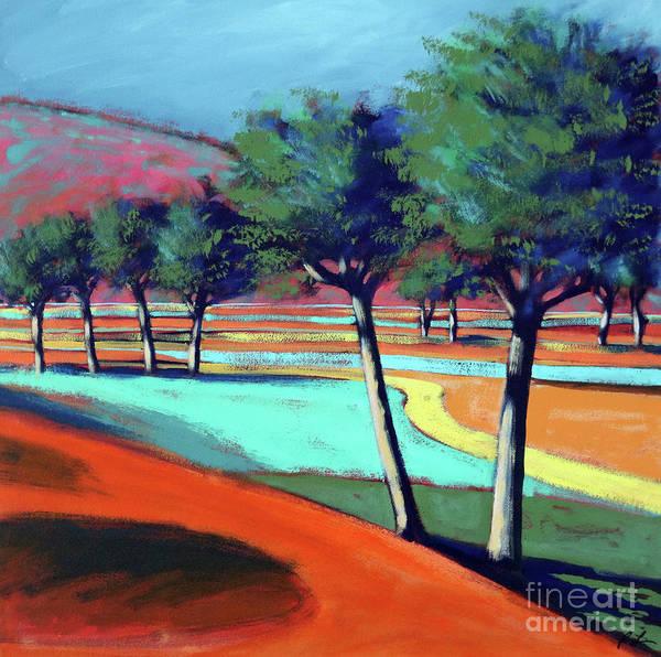 Uplift Painting - Son Vida II by Paul Powis