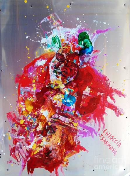 Wall Art - Painting - Sonny by Massimo Chioccia