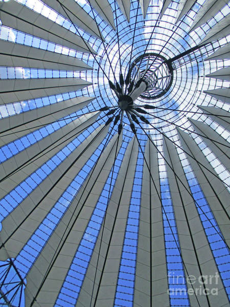 Sony Center Photograph - Sony Center 13 by Randall Weidner