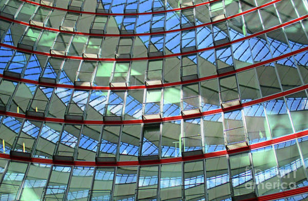 Sony Center Photograph - Sony Center 20 by Randall Weidner