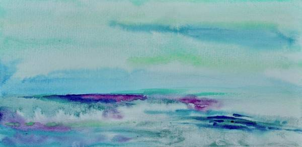 Painting - Soothe by Beverley Harper Tinsley