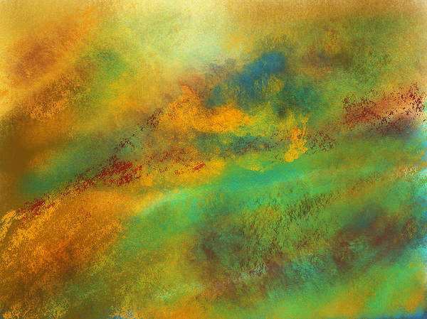 Digital Art - Soothe by Dick Bourgault