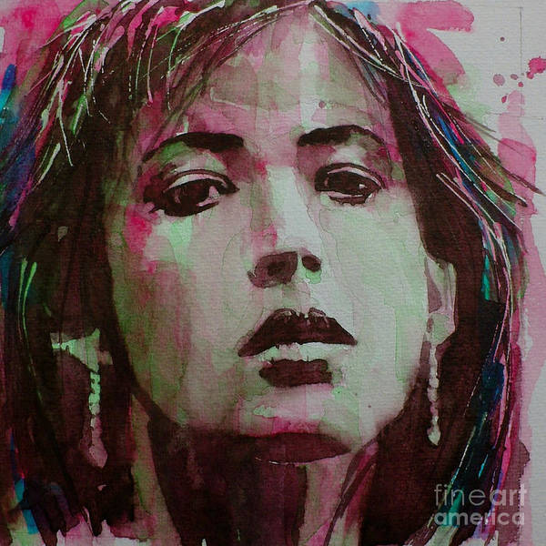 Movie Painting - Sophie by Paul Lovering