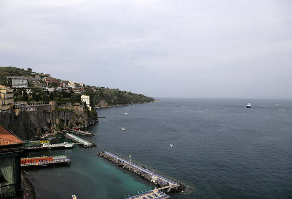 Photograph - Sorrento Italy 1 by Andrew Fare