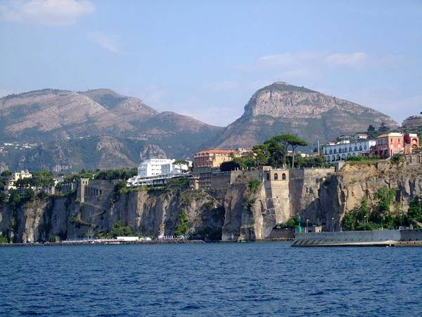 Wall Art - Photograph - Sorrento Italy by Mindy Newman