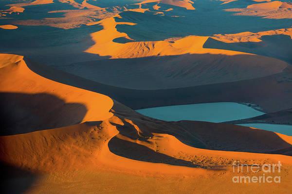 Wall Art - Photograph - Sossusvlei Desert by Inge Johnsson