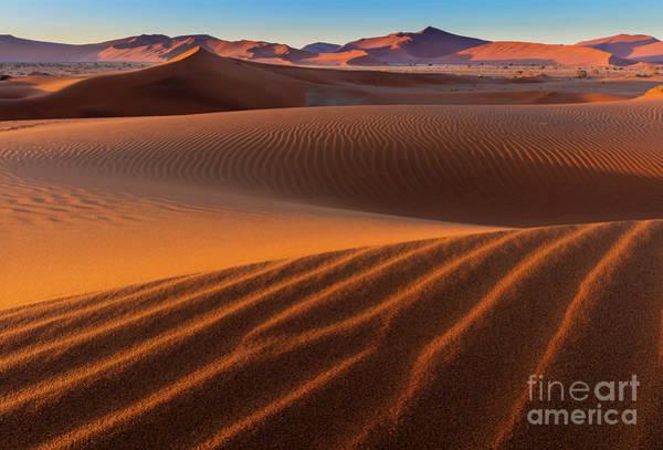 Wall Art - Photograph - Sossusvlei Sand Dunes by Inge Johnsson