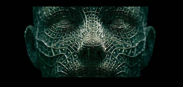 Essence Digital Art - Soul Catcher by Steve Barrett