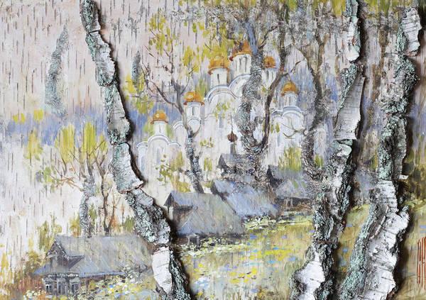Painting - Soul Of Russia by Ilya Kondrashov
