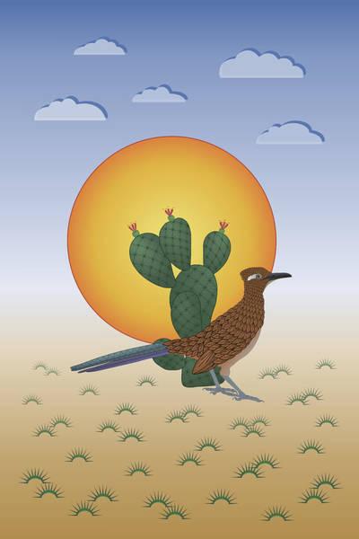 Digital Art - Soul Of The Southwest by Debi Dalio