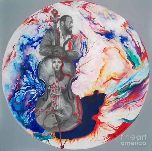 Blaa Kattproduksjoner             Soul Seduction Art Print