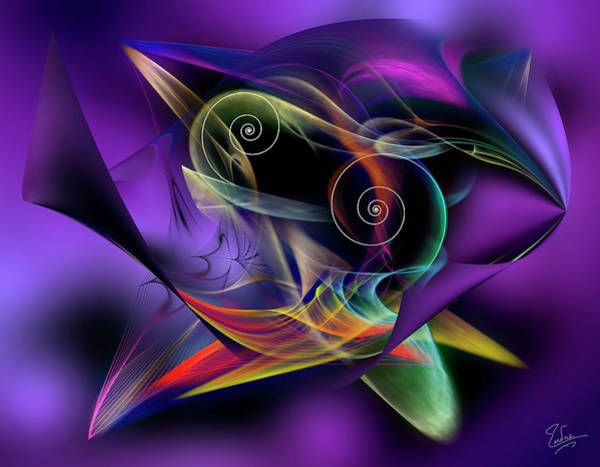 Digital Art - Soulscape 24 by Endre Balogh