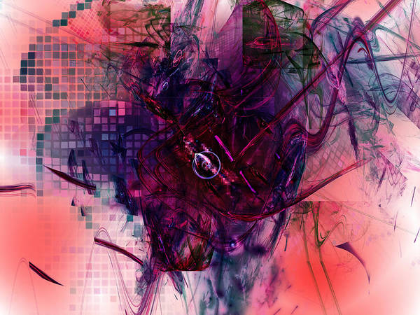 Digital Art - Sound Of Drums by Jeff Iverson