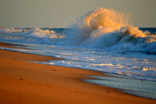 Wall Art - Photograph - Sound Of The Surf by Dianne Cowen