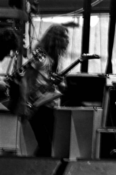 Photograph - Soundcheck #21 by Ben Upham