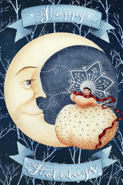 Painting - Sounds Of The Season - Christmas Art by Jordan Blackstone
