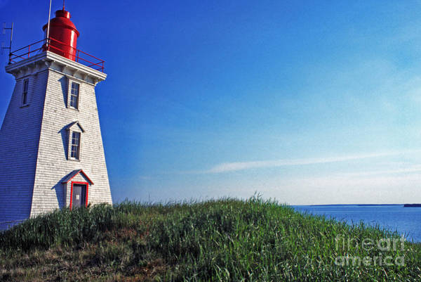 Photograph - Souris Lightstation by Thomas R Fletcher