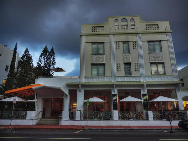 Photograph - South Beach - The Stiles Hotel 001 by Lance Vaughn
