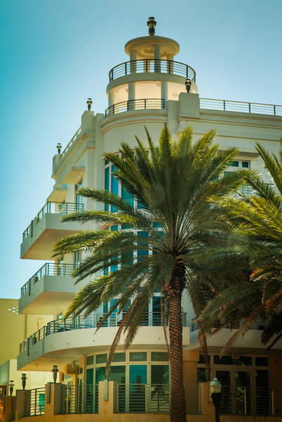 Wall Art - Photograph - South Beach Vibes by Karen Wiles