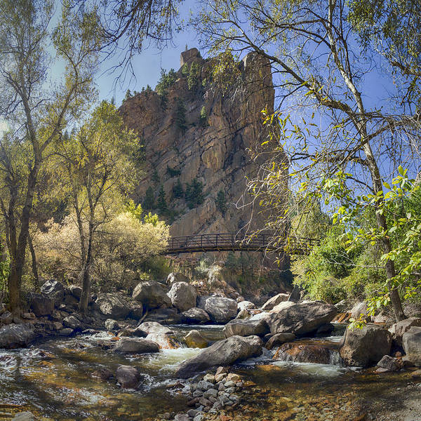 Photograph - South Boulder Creek by Lynn Palmer