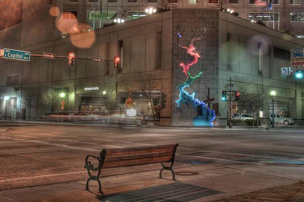 Photograph - South Capital Boulevard by Daryl Clark