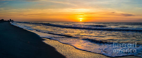 South Carolina Sunrise Art Print