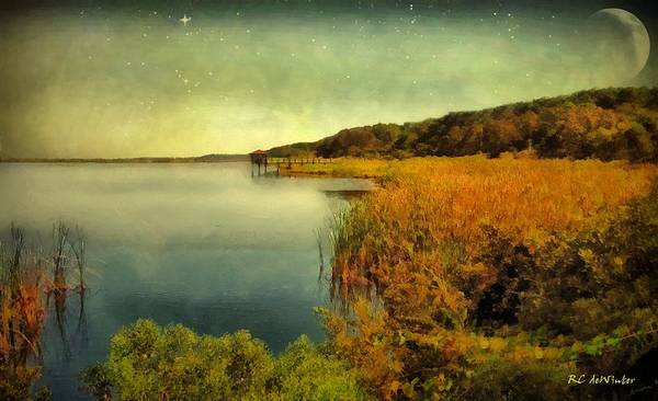 Painting - South Carolina Sunset by RC DeWinter