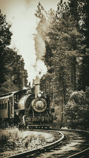Photograph - South Dakota Iron by Ghostwinds Photography