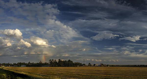 Photograph - South Dakota Rainbow by Rick Mosher