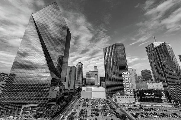 Wall Art - Photograph - South Dallas Skyline  by Drew Castelhano