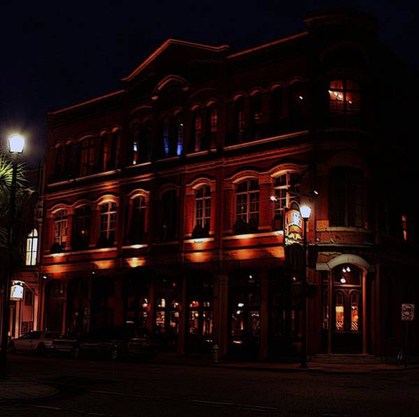 Charleston Digital Art - South End Brewery by Tom Rickborn