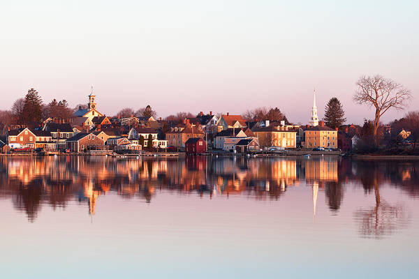 Wall Art - Photograph - South End Reflections by Eric Gendron