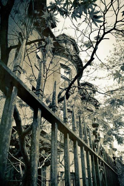 Wall Art - Photograph - South End Sidewalks - Boston by Joann Vitali