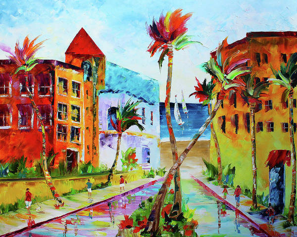 Painting - South Florida by Kevin Brown