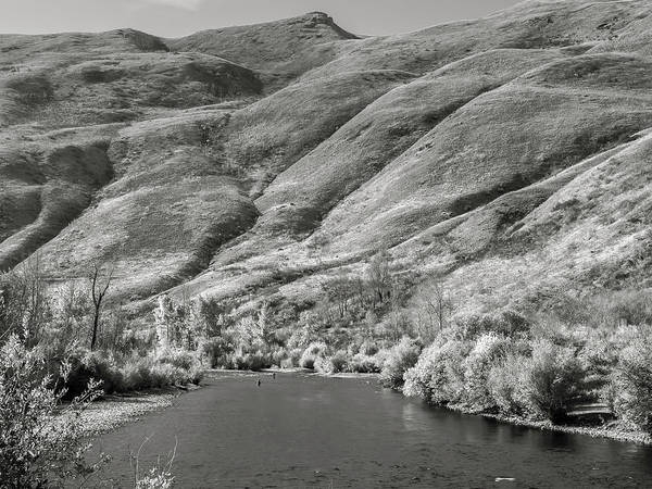 Photograph - South Fork Boise River 2 by Mark Mille