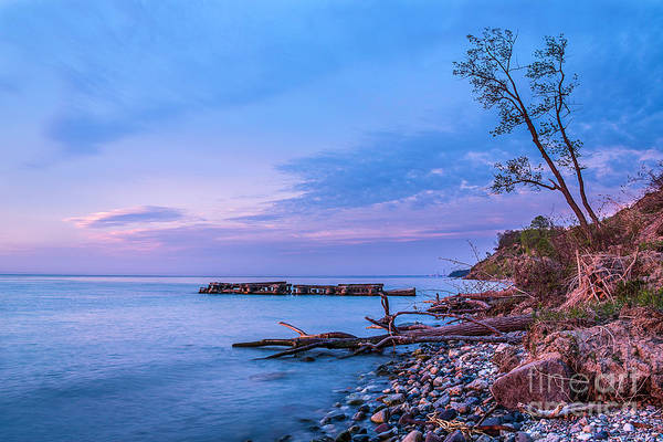 Mke Photograph - South Milwaukee Serenity by Andrew Slater