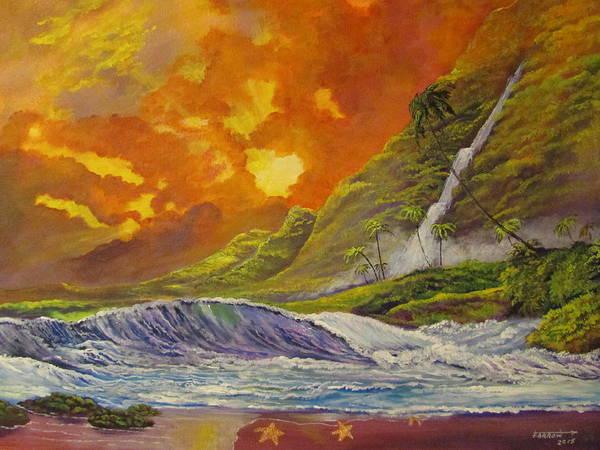 Vietnamese Painting - Beautiful Vietnam by Dave Farrow