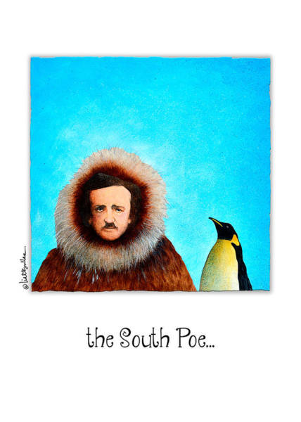 Painting - South Poe... by Will Bullas