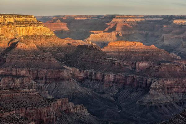Wall Art - Photograph - South Rim Sunrise - Grand Canyon National Park - Arizona by Brian Harig