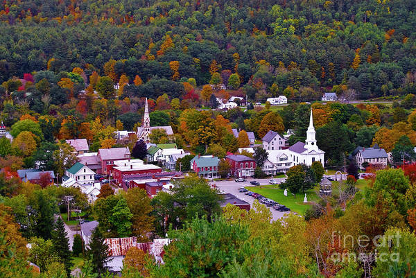 Photograph - South Royalton Vermont by Scenic Vermont Photography