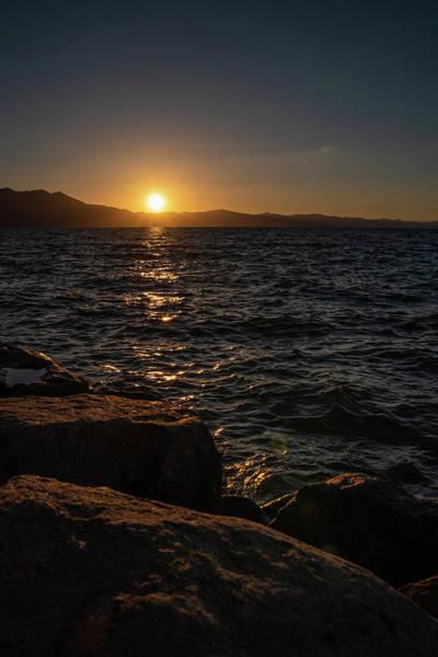 Photograph - South Shore Sunset by Jonathan Hansen