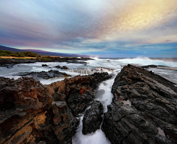 Photograph - South Swell by Christopher Johnson