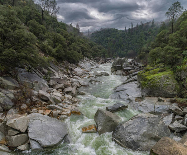 Yuba River Photograph - South Yuba by Robin Mayoff