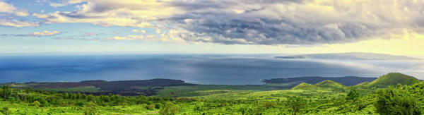 Photograph - Southeast Maui Panorama by Jim Thompson