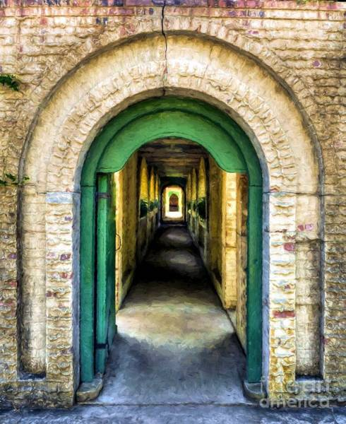 Photograph - Southern Arches # 2 by Mel Steinhauer