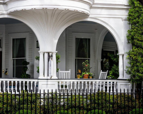 Photograph - Southern Architecture by James Woody