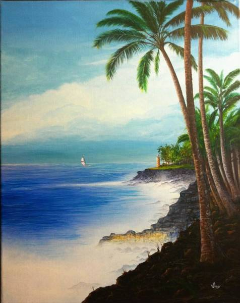 Painting - Southern Breeze by Mike Ivey