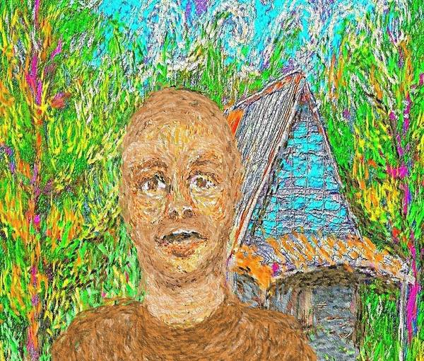 Painting - Southern Man by Hidden Mountain