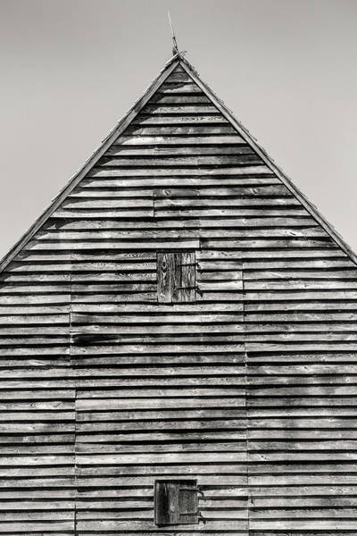 Photograph - Southern Maryland Barn by Don Johnson