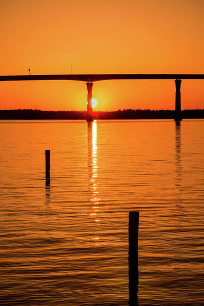Photograph - Southern Maryland Sunset by Don Johnson